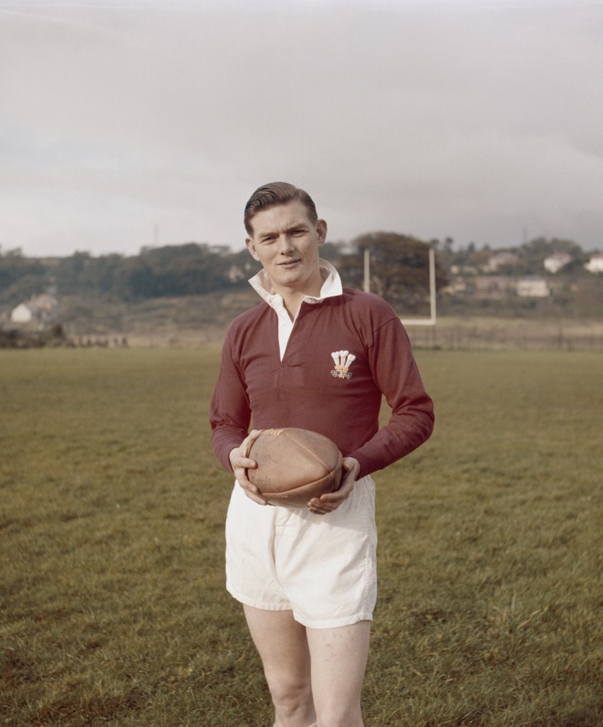 The late Carwyn James is one of seven Welshmen to have been inducted into the World Rugby Hall of Fame ©Getty Images