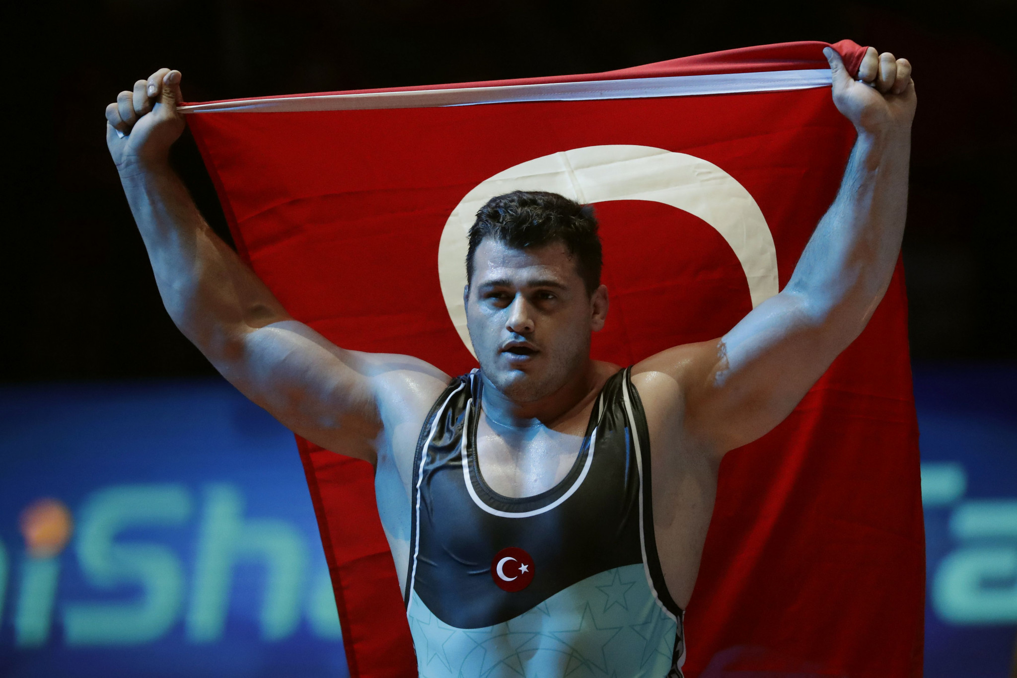 Turkey's triple world champion rises to number one spot as Greco-Roman rankings published