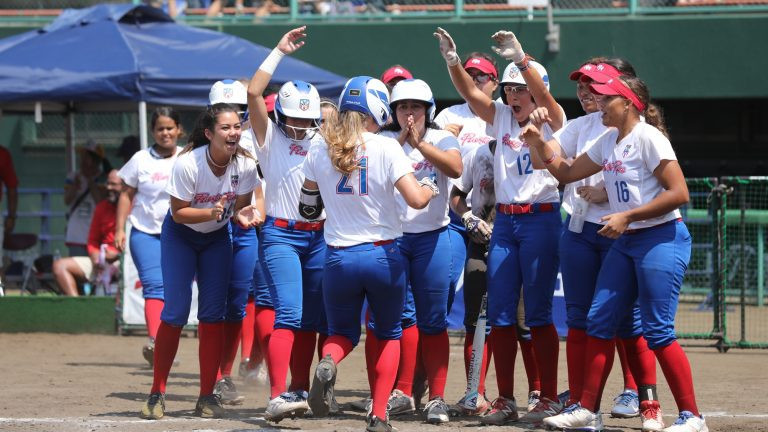 Puerto Rico win thriller to stay unbeaten at Women's World Softball Championships
