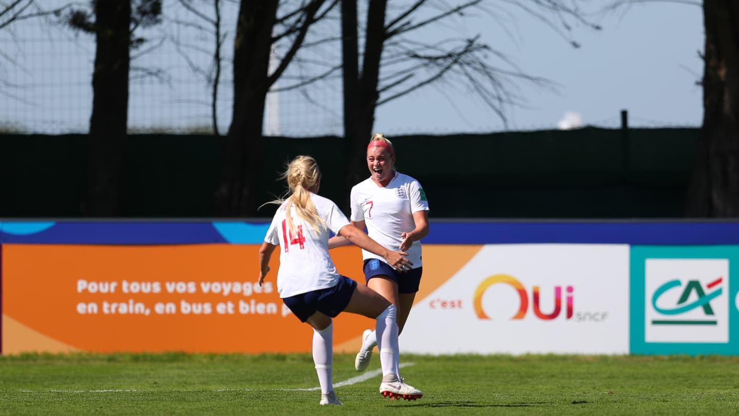 England beat holders North Korea as hosts France win at FIFA Women's Under-20 World Cup