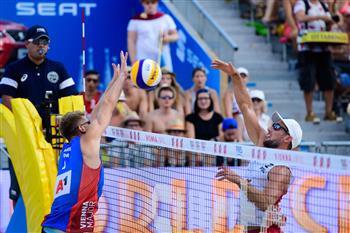 Unbeatable Norwegians Mol and Sorum secure gold at FIVB Vienna Major