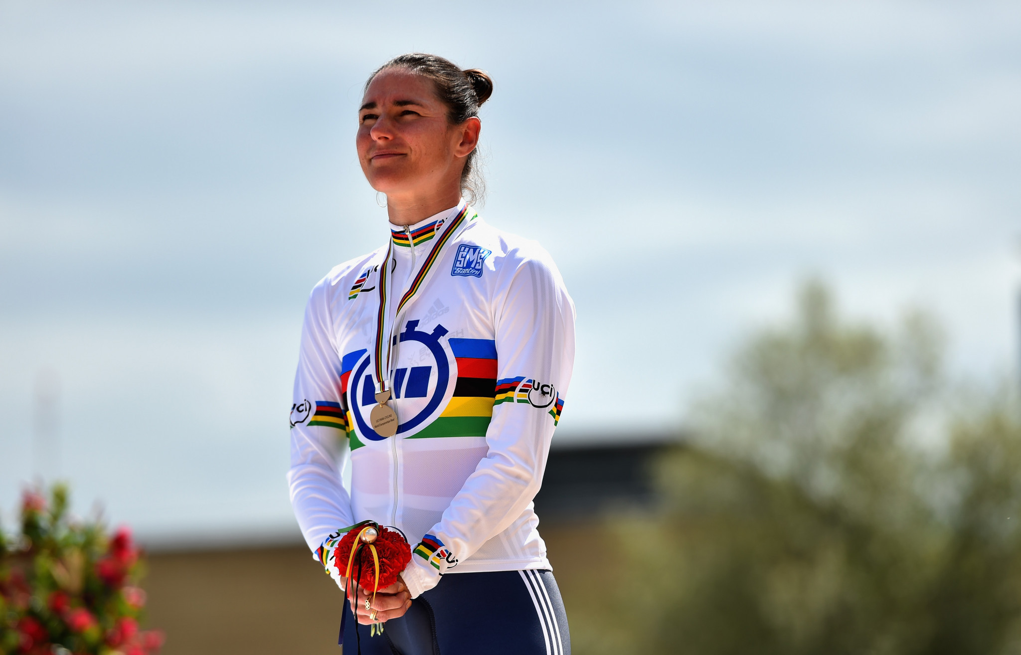 Storey secures 31st gold medal at Para Cycling Road World Championships