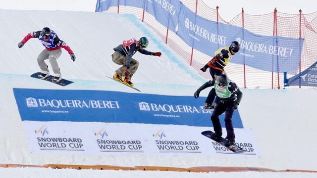 Spain's Baquirera Beret gets green light to stage Snowboard Cross World Cup stage