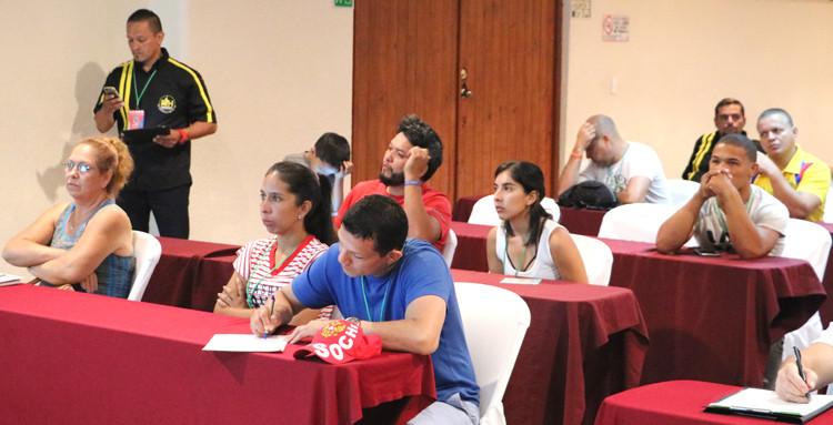 International Sambo Federation host anti-doping seminar in Acapulco