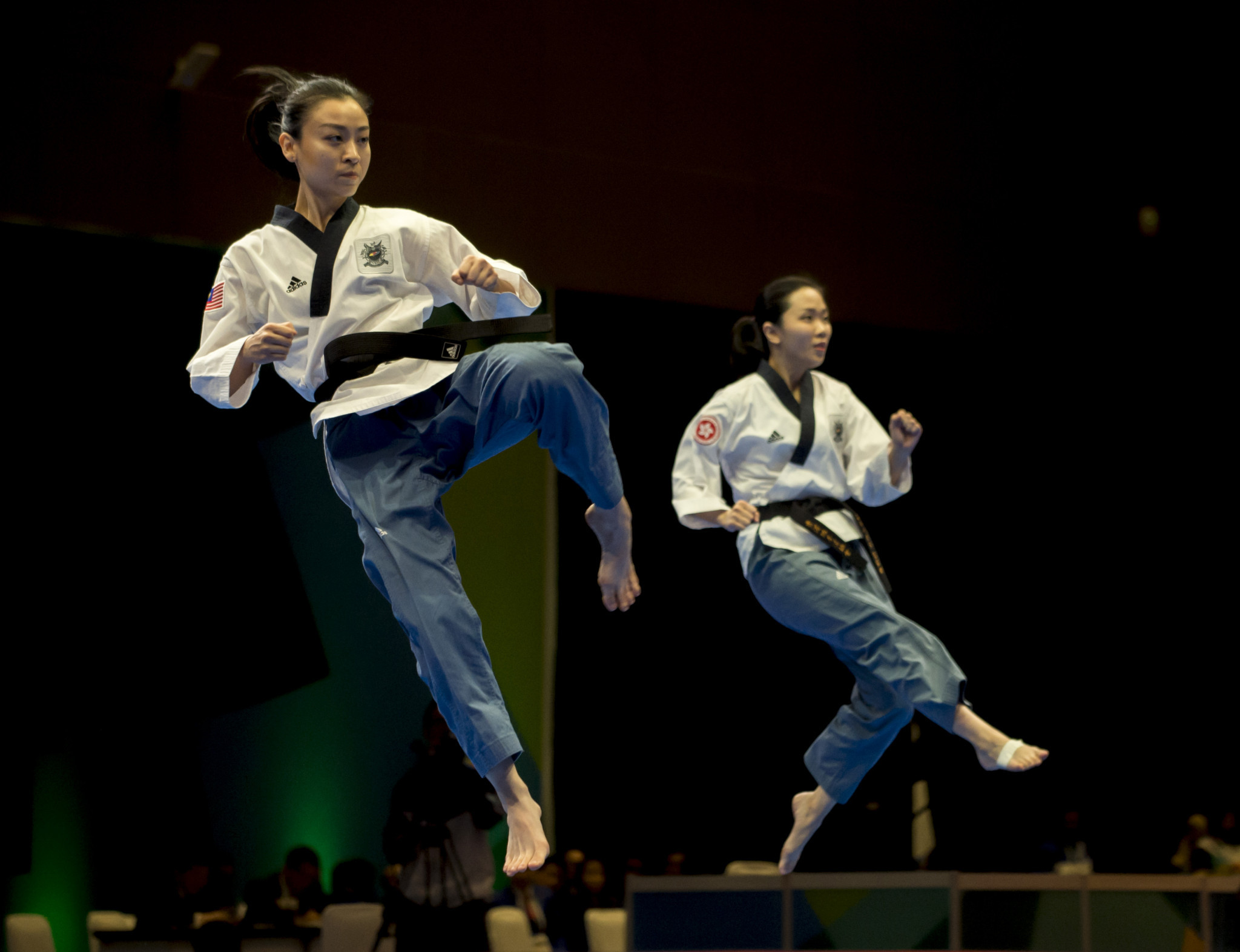 Malaysia eye poomsae taekwondo medal at Asian Games