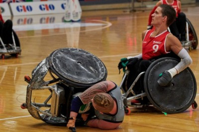 Canada slip to surprise defeat again at Wheelchair Rugby World Championship