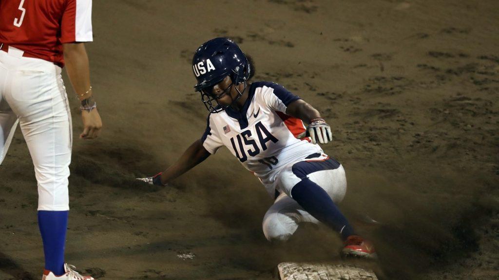 Holders United States win again at Women's Softball World Championship