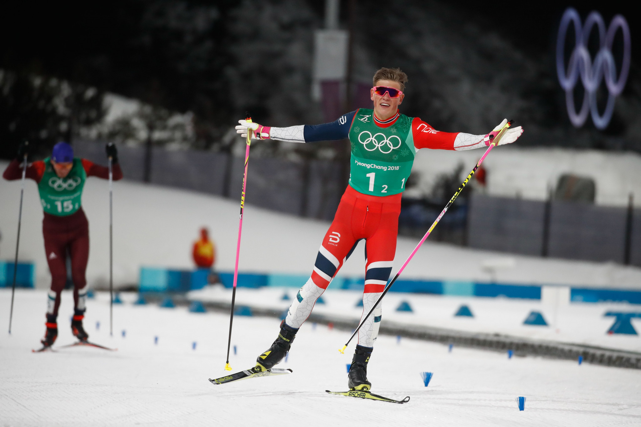 Olympic champions to act as mentors at youth cross-country skiing camp