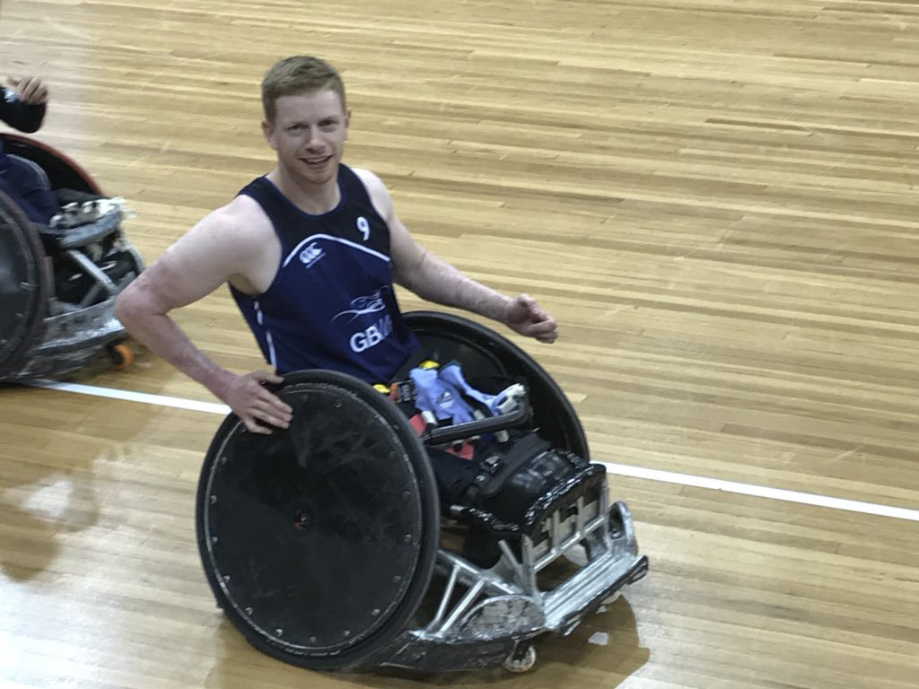 Britain and France set for crunch showdown at Wheelchair Rugby World Championship