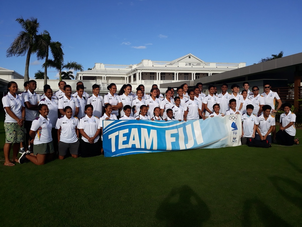 FASANOC holds Young Athletes' Forum in Suva