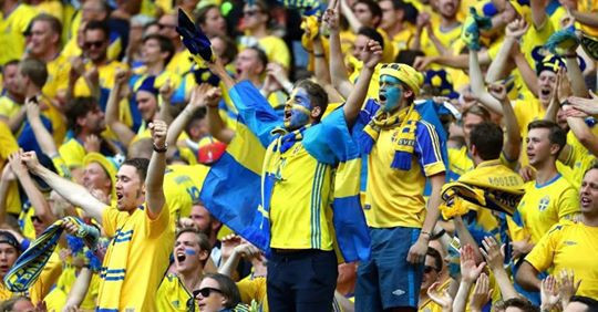 Argentina thrash hosts Sweden at INAS World Football Championships