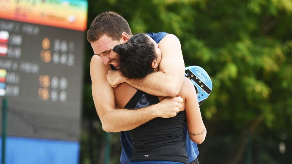 Cyprus progress at Beach Tennis World Team Championships