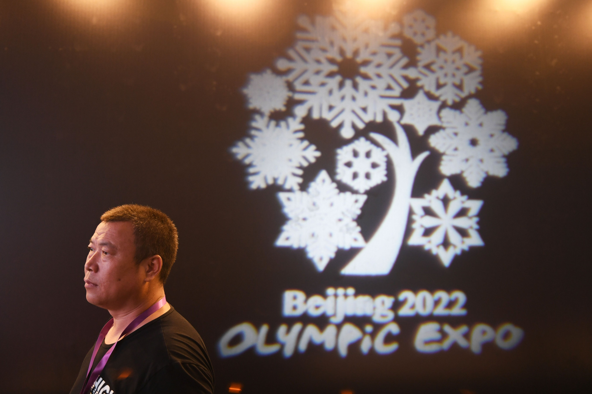 The competition was officially launched at an event held to mark 10 years since the Olympics began in Beijing ©Getty Images
