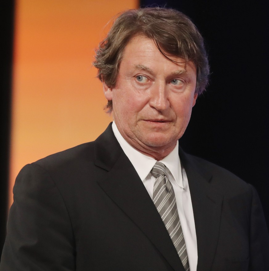 Ice hockey legend Wayne Gretzky has joined Chinese club Kunlun Red Star as a global ambassador ©Getty Images