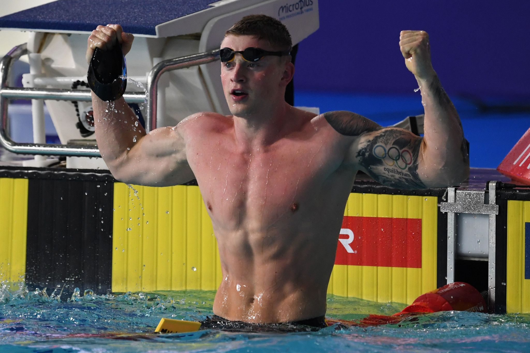 Peaty and Sjöström continue swimming domination with third golds at European Championships