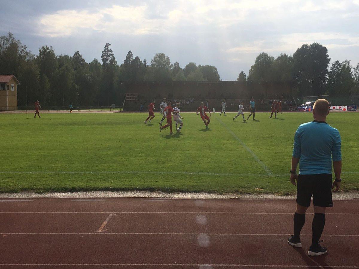 Poland beat Russia at INAS World Football Championships