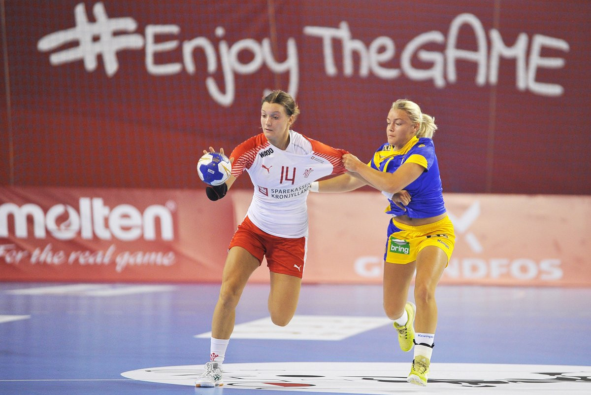 Denmark and France continue unbeaten run at Women's Youth World Handball Championships