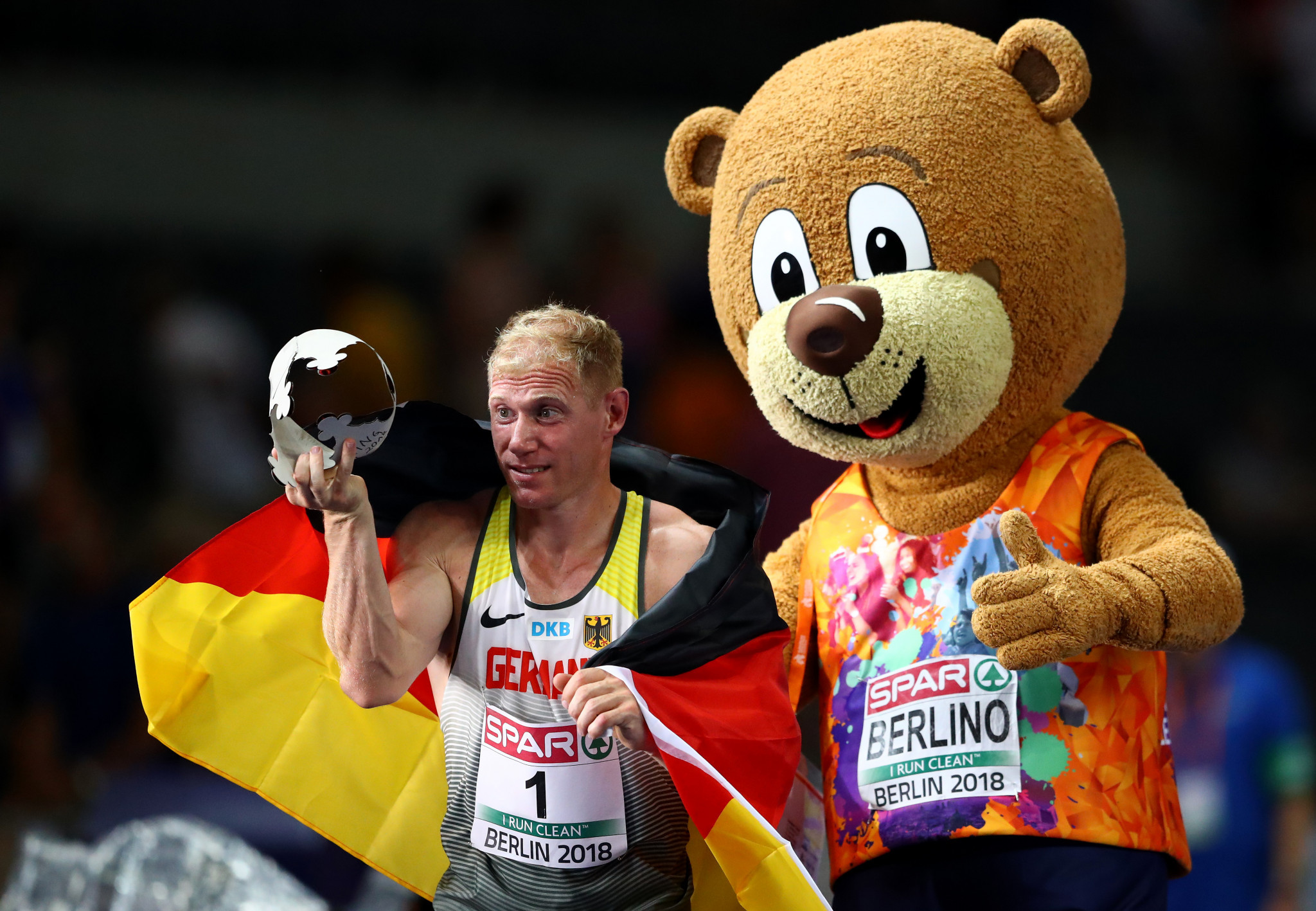 Berlin and Glasgow 2018 European Championships: Day seven of competition