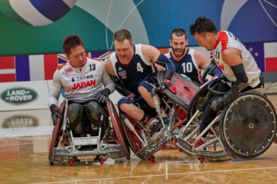 Japan to play Australia in Wheelchair Rugby World Championship final