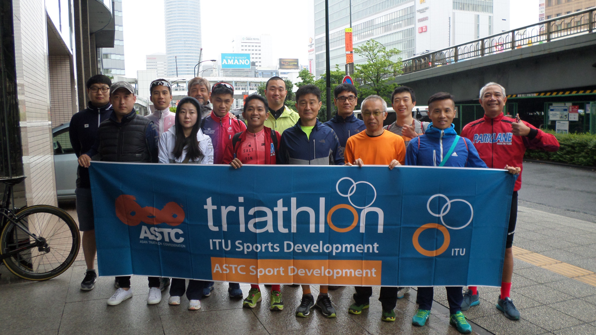 A total of 25 athletes are set to battle it out for glory at the Paratriathlon Asian Championships in Legazpi ©ITU