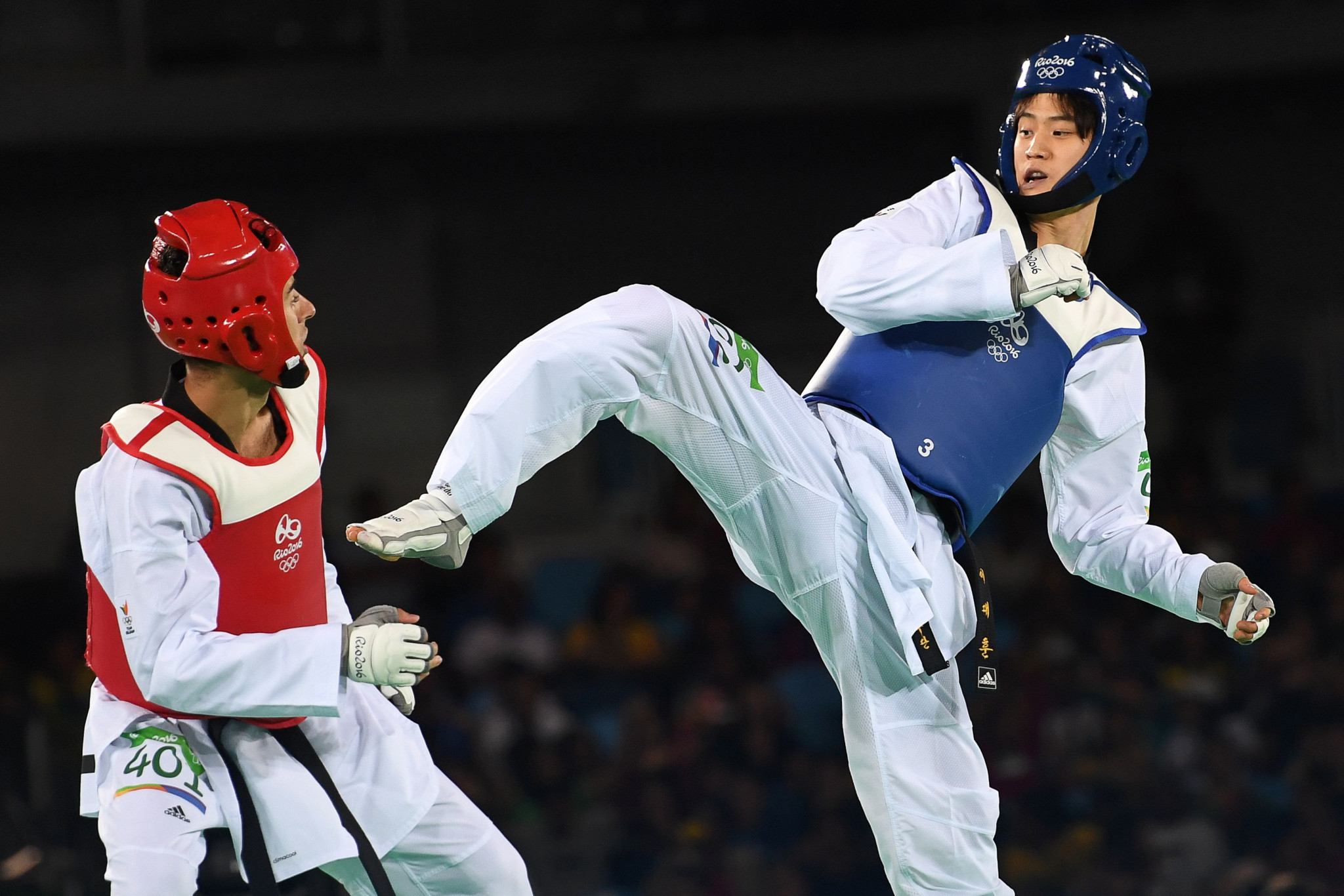 South Korea's Lee Dae-hoon is among a number of high-profile athletes that will not be competing at the event ©World Taekwondo