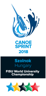 Hosts Hungary claimed two golds as medal action began at the World University Canoe Sprint Championship ©FISU