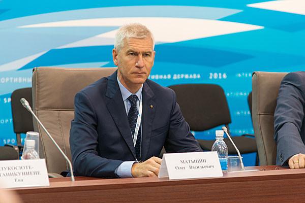 FISU President Oleg Matytsin said the event in Hungary will be a success ©FISU