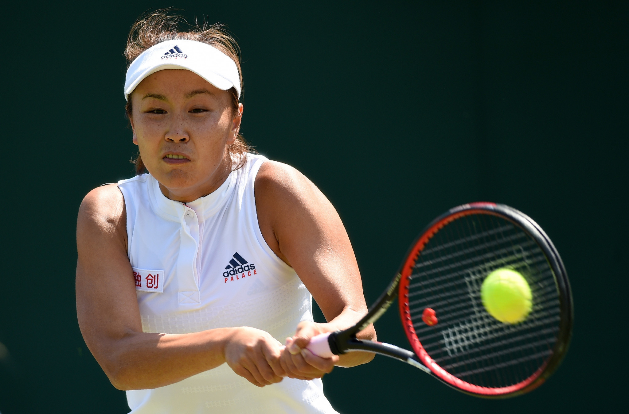 China's Peng Shuai has been banned for six months by the TIU ©Getty Images