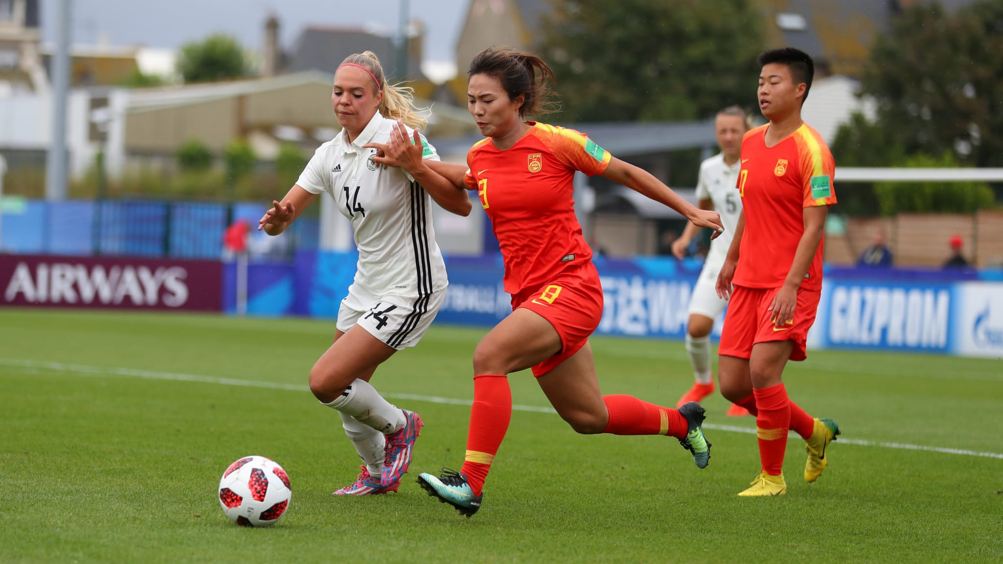 Three-time winners Germany on verge of booking quarter-final place at FIFA Under-20 Women's World Cup