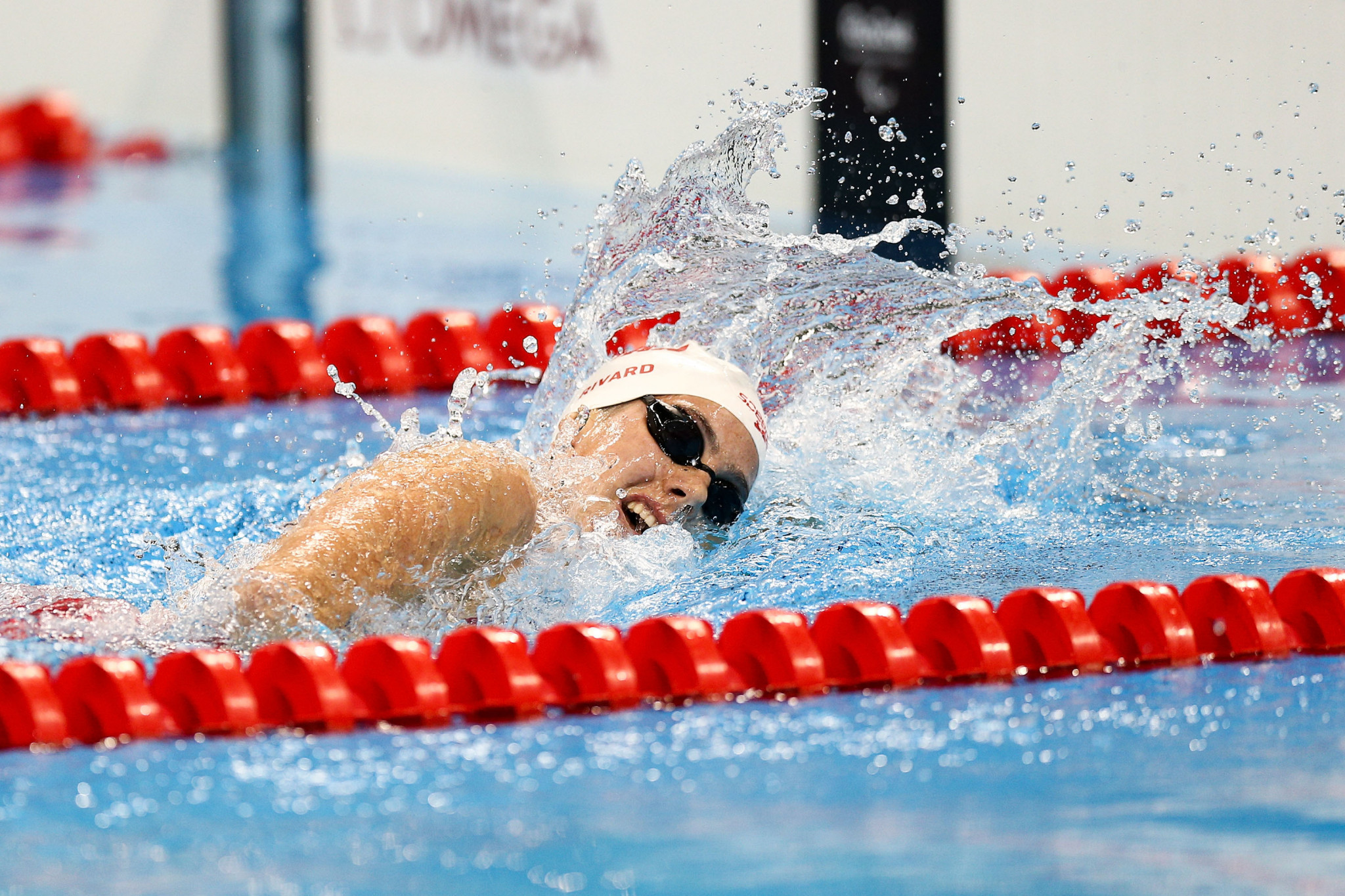 World records fall on opening day at Pan Pacific Para Swimming Championships