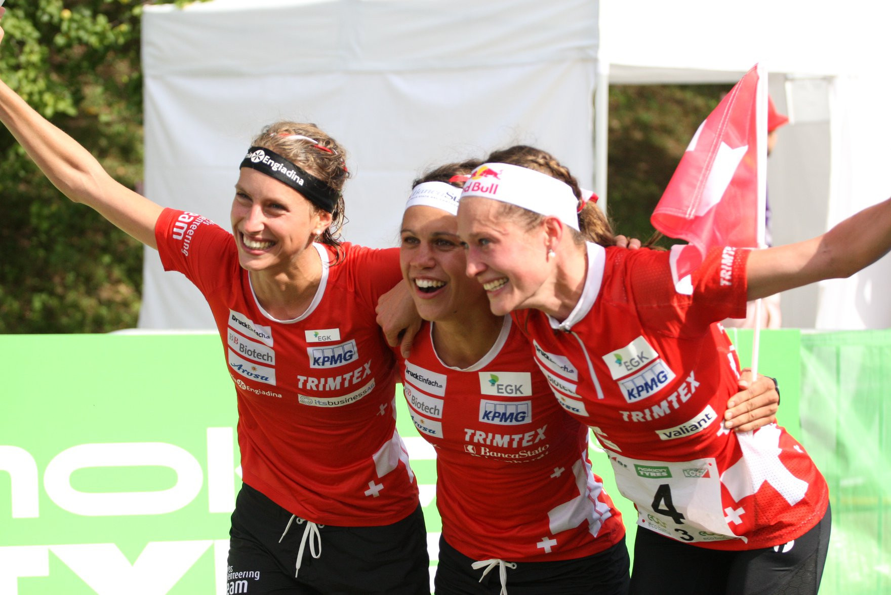 Switzerland and Norway enjoy relay wins at World Orienteering Championships