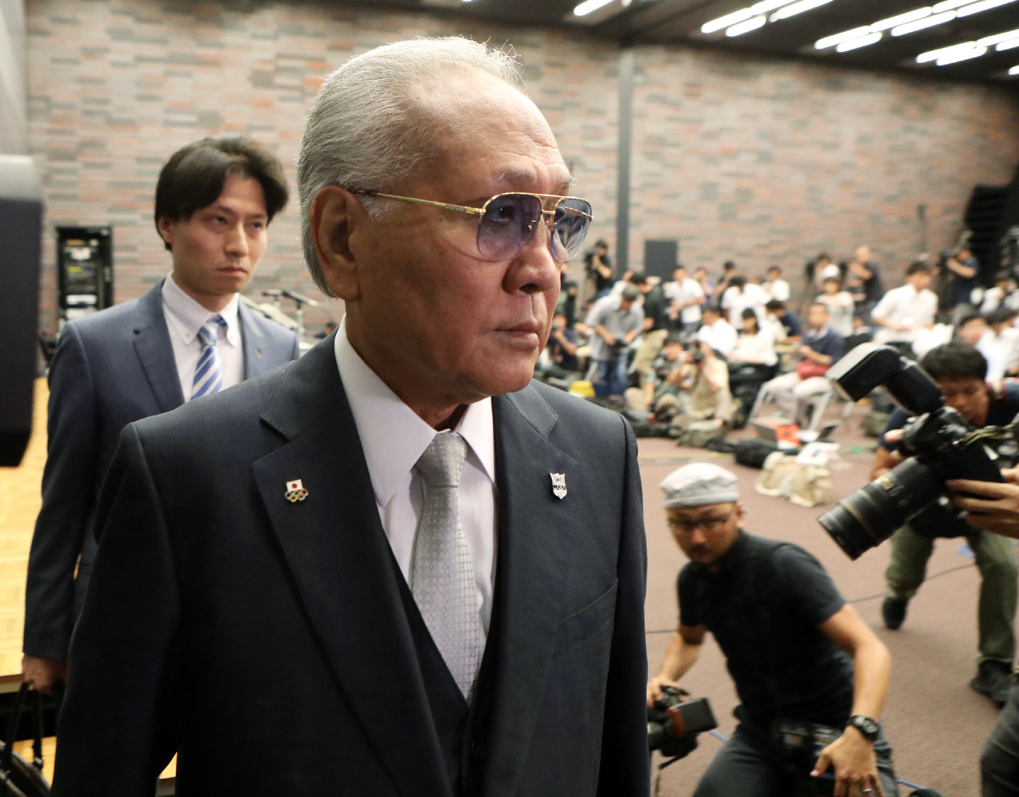 Japan Amateur Boxing Federation President resigns as allegations of misconduct mount
