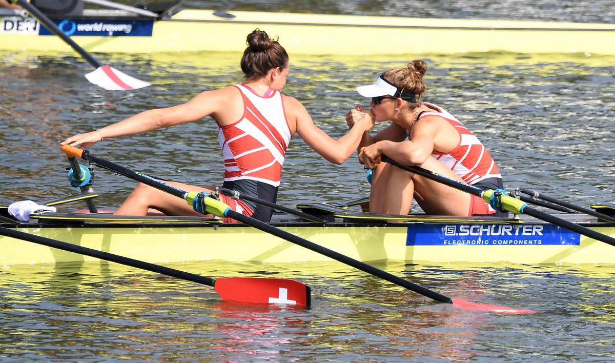 World Junior Rowing Championships begin amid extreme Czech heat