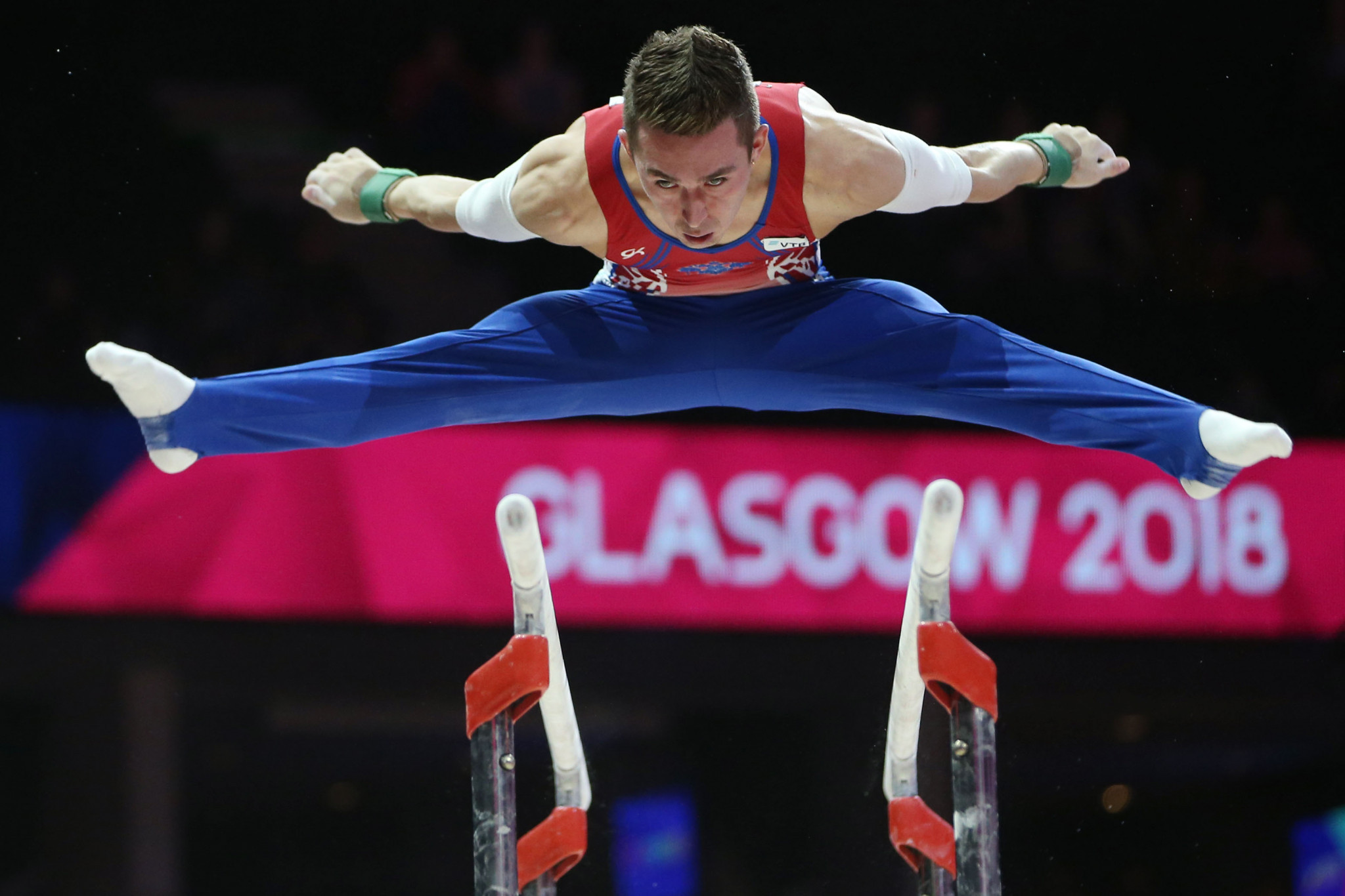 Russia topped the team standings as men's artistic gymnastics qualification took place today at the Glasgow 2018 European Championships ©FIG
