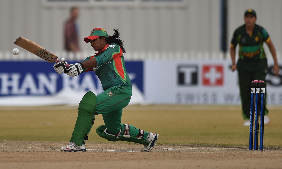 Bangladesh won an Asian Games silver medal in the women's cricket at Incheon 2014 ©Getty Images