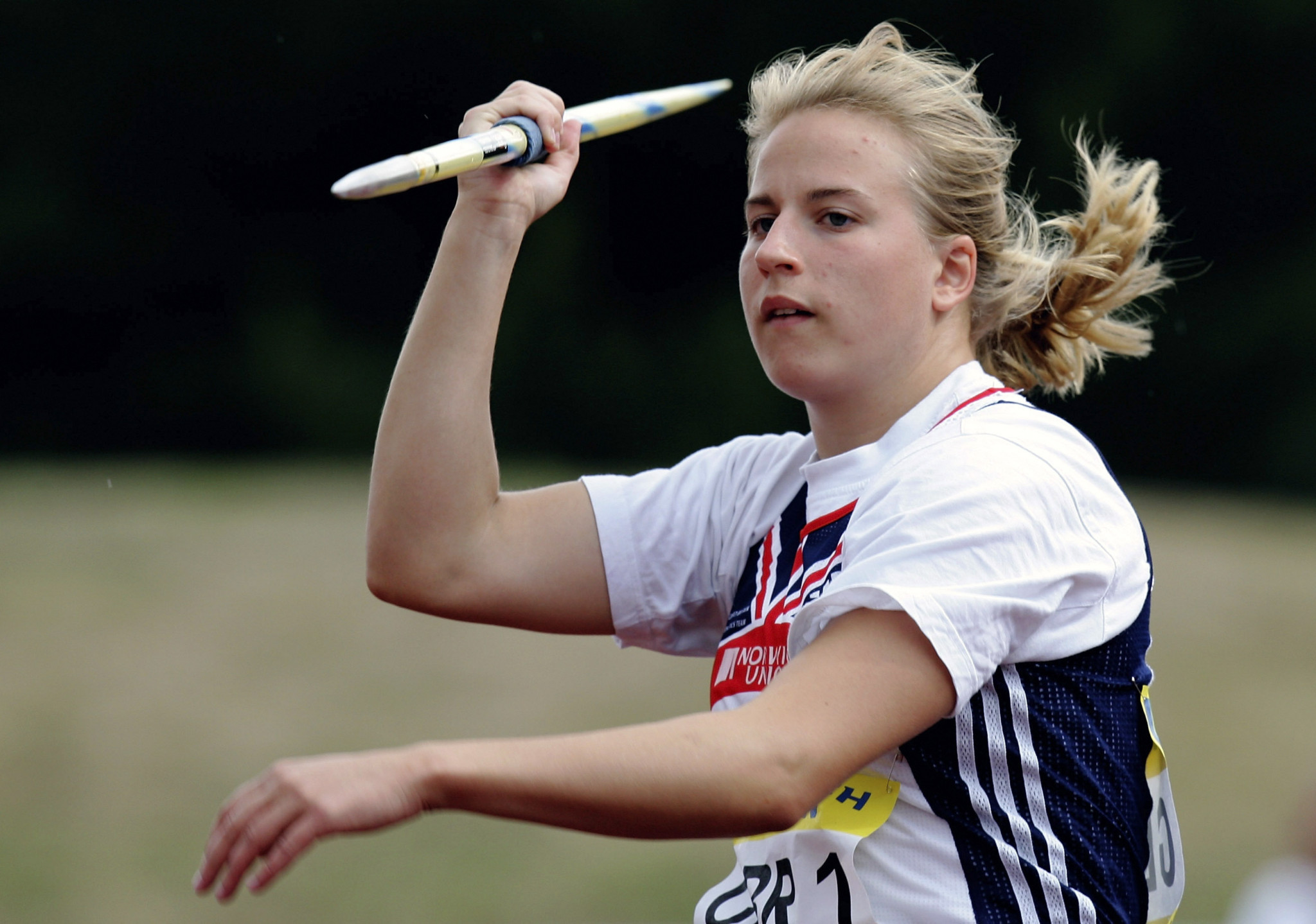 British Javelin thrower handed four-year ban following positive drugs test