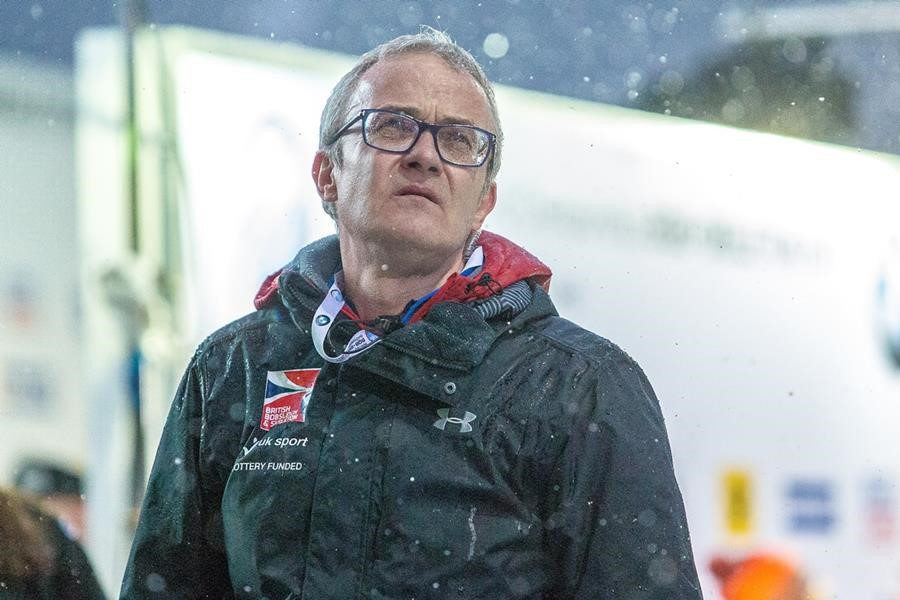 "Austrian Andi Schmid is stepping down as performance director of British Skeleton saying, ""the time is right"" ©Getty Images"