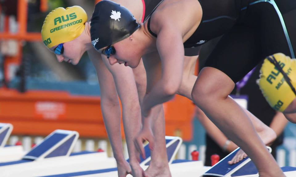 Hosts Australia continue to top medal table on day two of Pan Pacific Para Swimming Championships