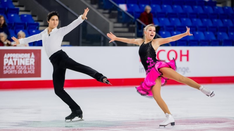 "A total of 48 athletes have been selected on Skate Canada's ""NextGen"" squad for the 2018 to 2019 season ©Skate Canada"