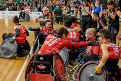 Japan shock defending champions Australia to claim gold in IWRF World Cup ©IWRF