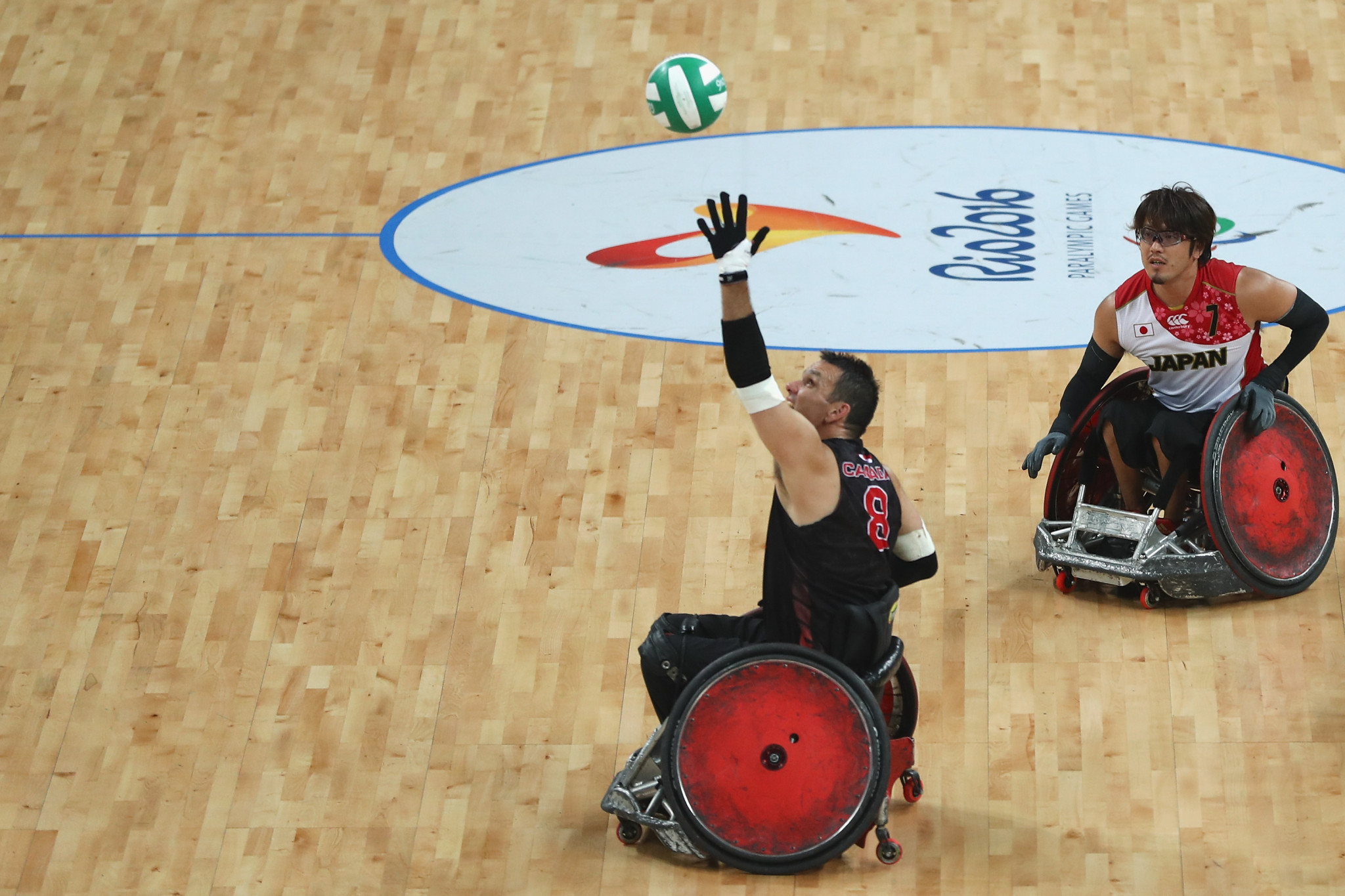 Japan beat Australia by one point in thrilling Wheelchair Rugby World Cup final