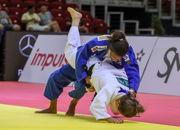 Silva claims first major victory since Rio 2016 as Japan secure four golds at IJF Budapest Grand Prix