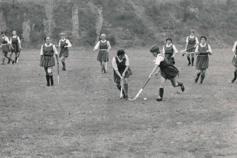 There used to be strict rules about what women hockey players could wear, including a decree that