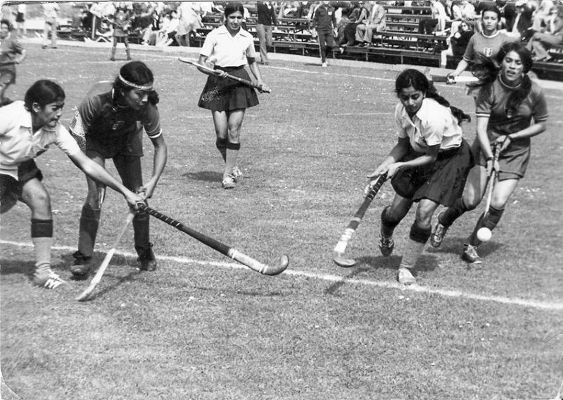 A Women's Hockey World Cup has been held since 1974 ©FIH