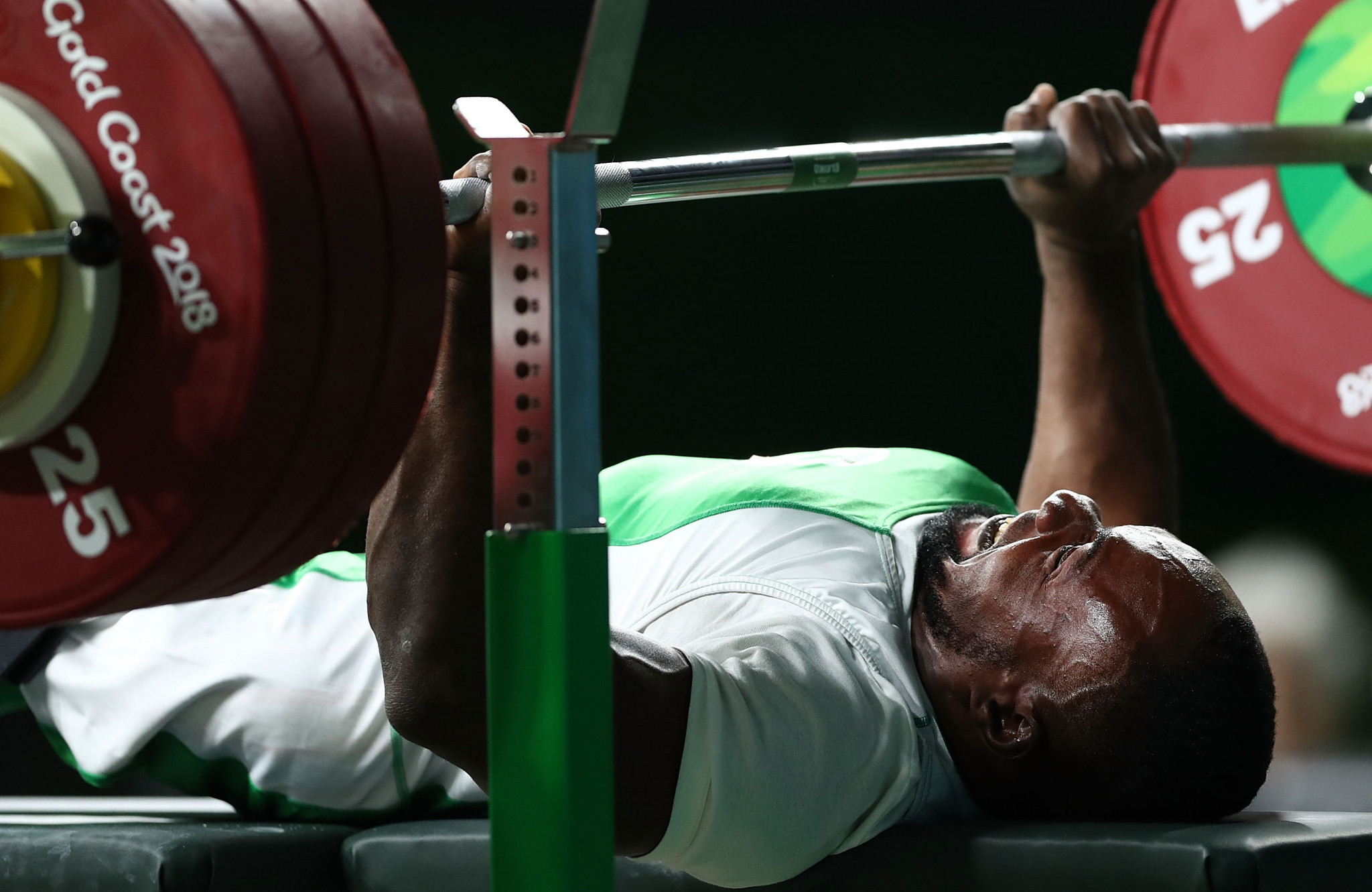 Nigeria win four golds on first day of African Powerlifting Championships
