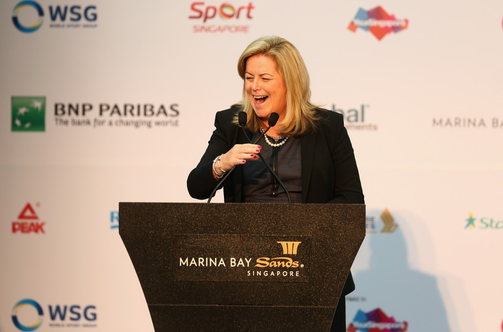 Stacey Allaster to step down as WTA chair and chief executive