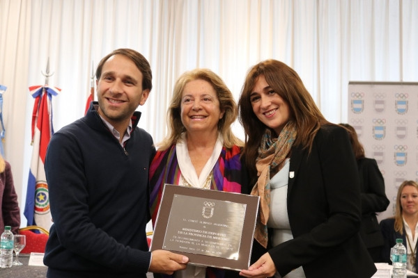 Argentine Olympic Committee attract more than 200 to gender equality event