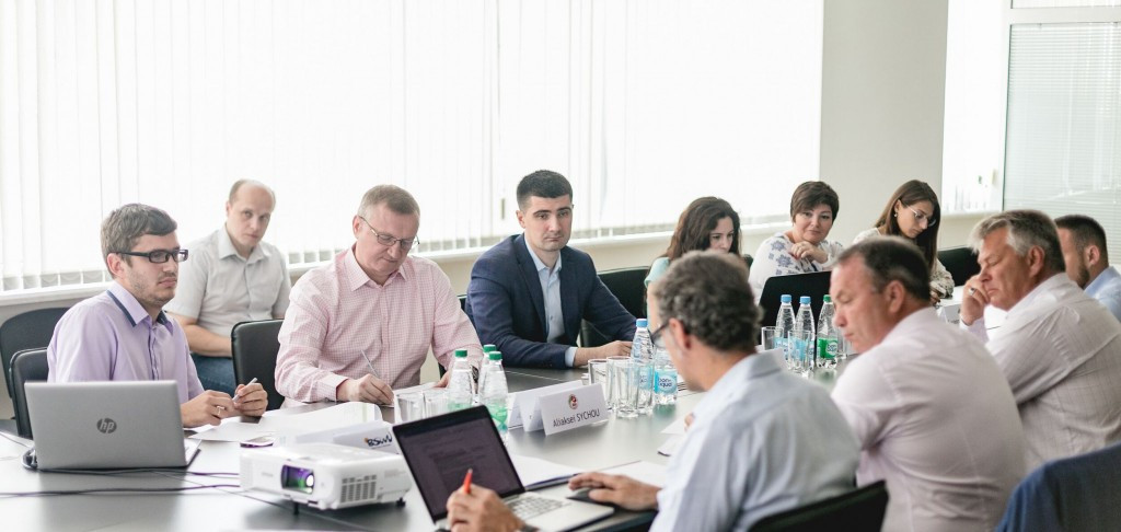Beach soccer stakeholders host meeting to discuss Minsk 2019 tournament