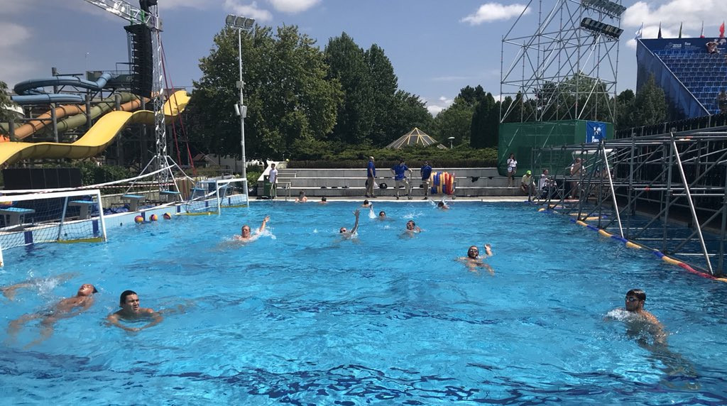 Italy battle back to stun United States at World Men's Youth Water Polo Championships
