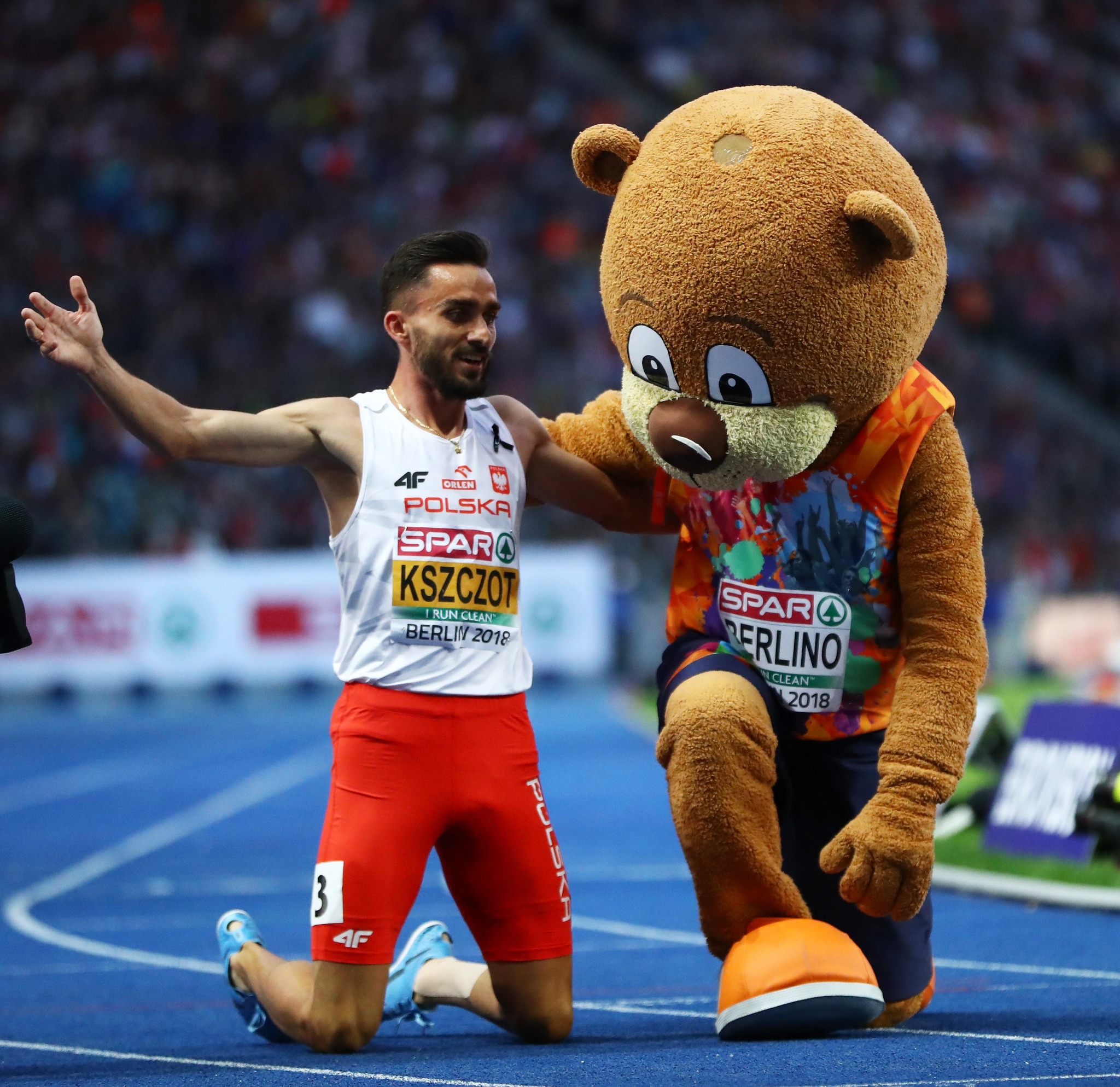 insidethegames is reporting LIVE from the 2018 European Championships in Glasgow and Berlin